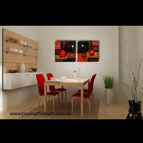 Tranh phòng ăn - Mã: TSDTPA012