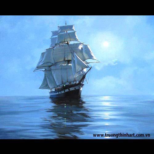 Tranh biển - Mã: TB001