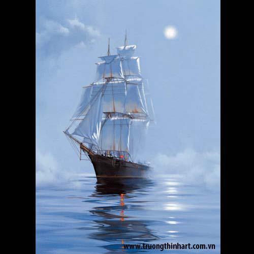 Tranh biển - Mã: TB002
