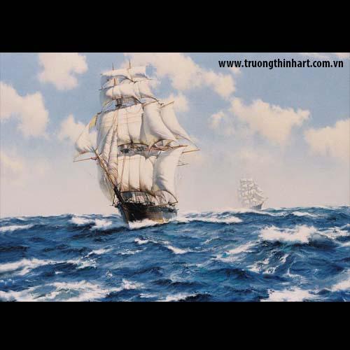 Tranh biển - Mã: TB005