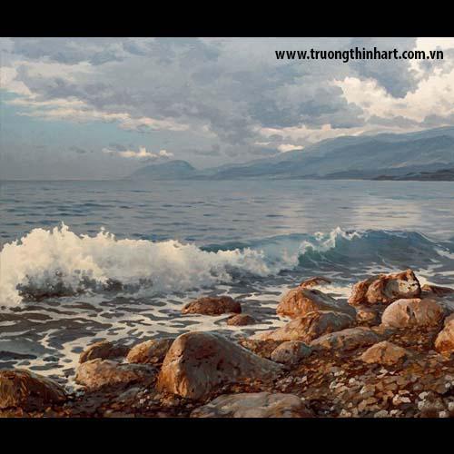 Tranh biển - Mã: TB007