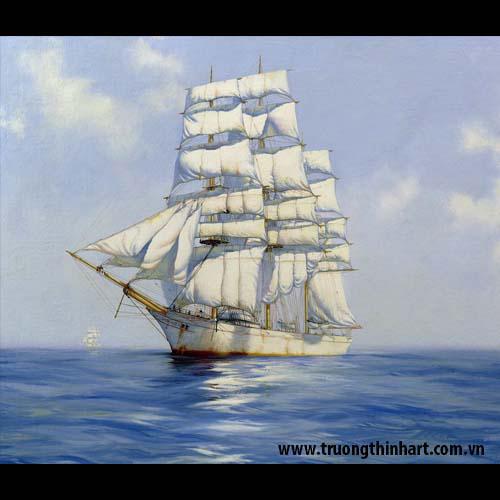 Tranh biển - Mã: TB009