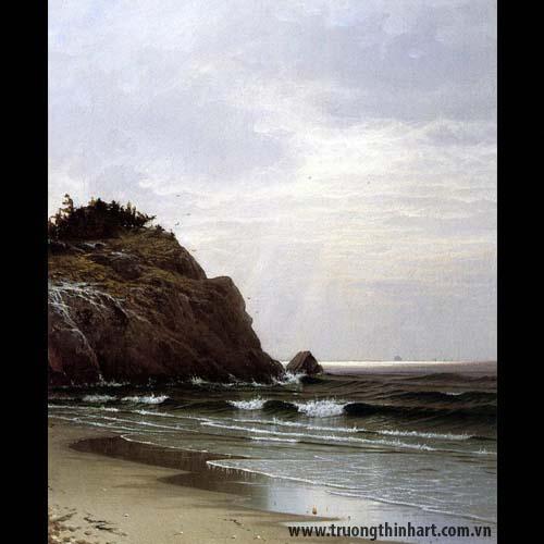 Tranh biển - Mã: TB010