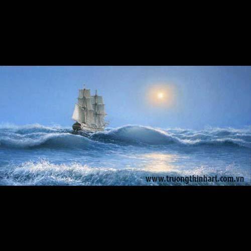 Tranh biển - Mã: TB015