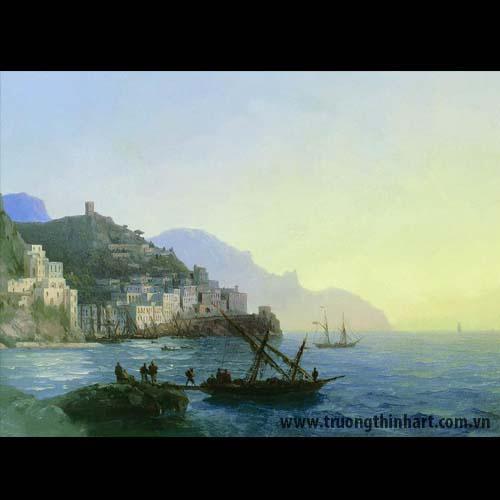 Tranh biển - Mã: TB020