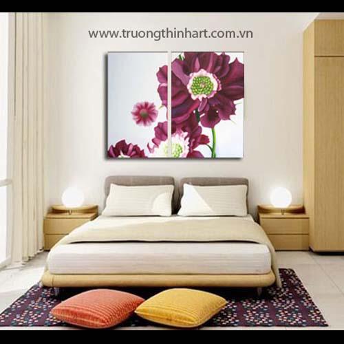 Tranh phòng ngủ - Mã: TSDTPN001