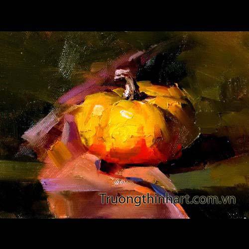 Tranh tĩnh vật Hoa quả - Mã: TTVHQ033