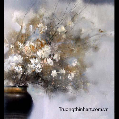 Tranh tĩnh vật Hoa quả - Mã: TTVHQ061