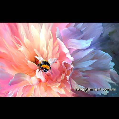 Tranh tĩnh vật Hoa quả - Mã: TTVHQ072