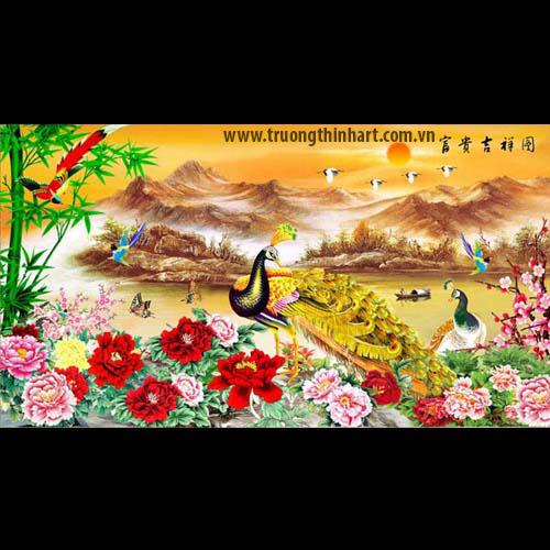 Tranh Công - Mã: TMTCONG010
