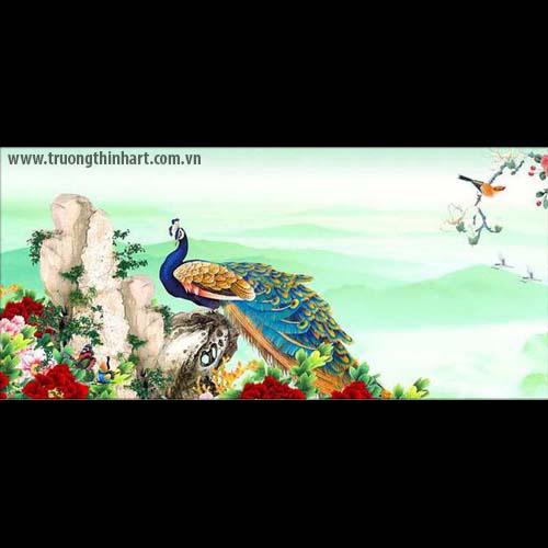 Tranh Công - Mã: TMTCONG020