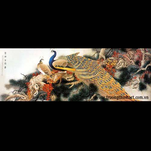 Tranh Công - Mã: TMTCONG026