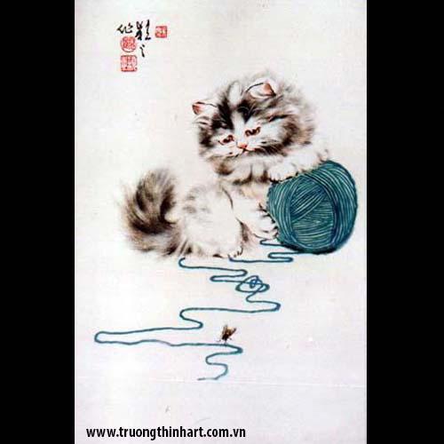 Tranh Mèo - Mã: TMTMEO001