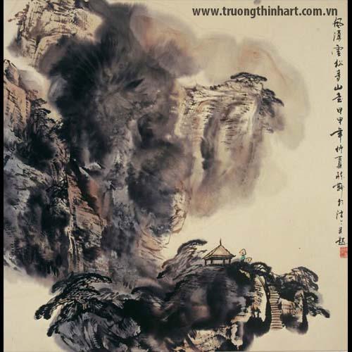 Tranh Sơn Thủy - Mã: TMTST012