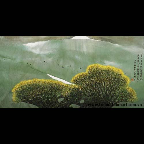 Tranh Sơn Thủy - Mã: TMTST014