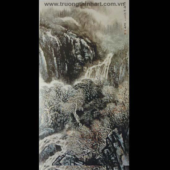 Tranh Sơn Thủy - Mã: TMTST034