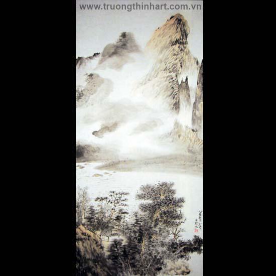 Tranh Sơn Thủy - Mã: TMTST039