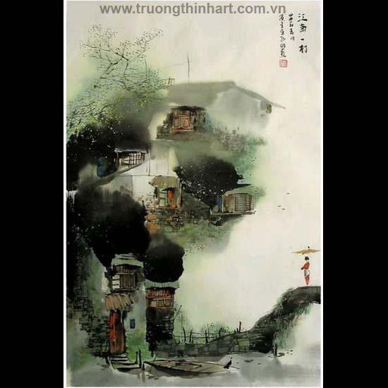 Tranh Sơn Thủy - Mã: TMTST060