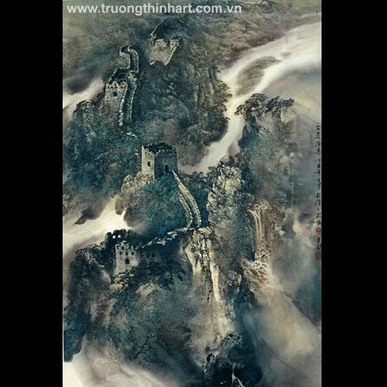 Tranh Sơn Thủy - Mã: TMTST061