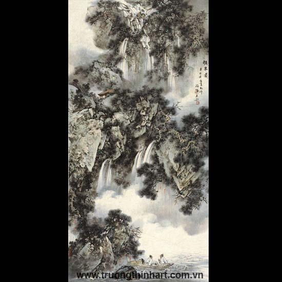 Tranh Sơn Thủy - Mã: TMTST065