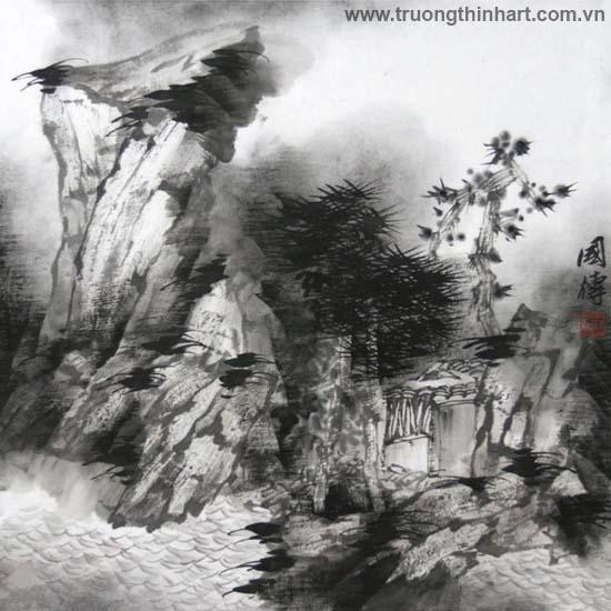 Tranh Sơn Thủy - Mã: TMTST072