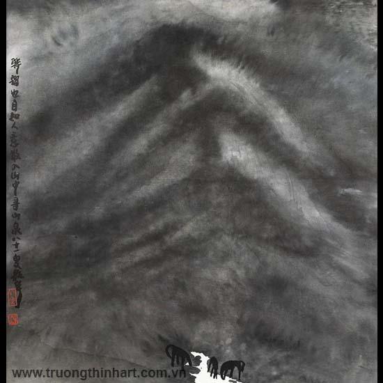 Tranh Sơn Thủy - Mã: TMTST084