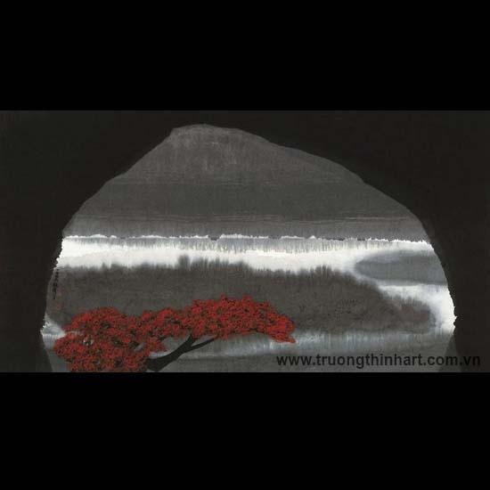 Tranh Sơn Thủy - Mã: TMTST097