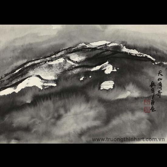 Tranh Sơn Thủy - Mã: TMTST098