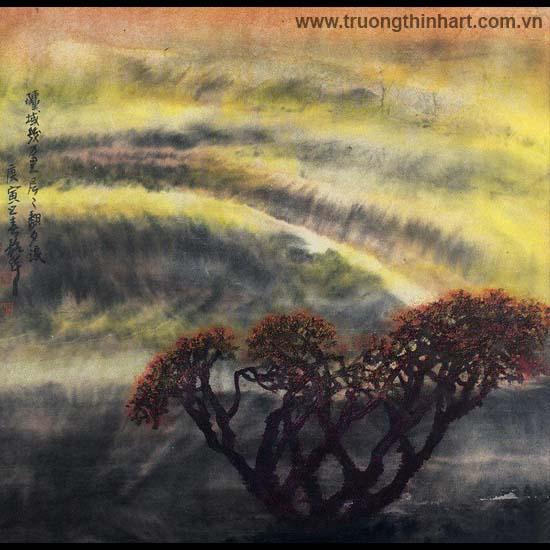 Tranh Sơn Thủy - Mã: TMTST101