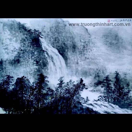 Tranh Sơn Thủy - Mã: TMTST104