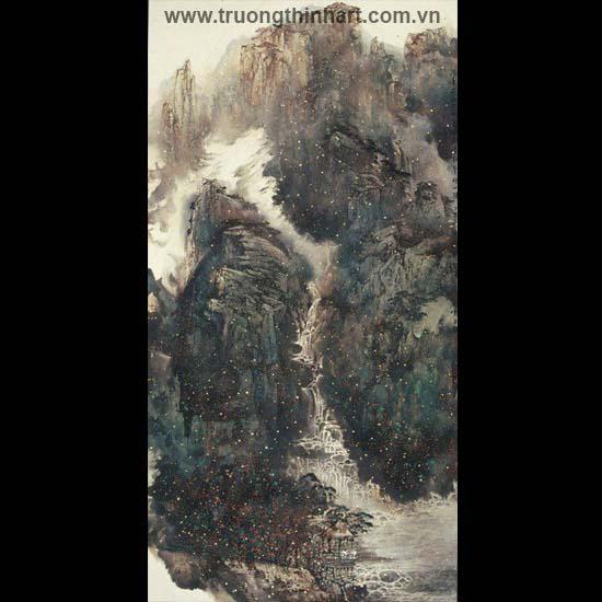 Tranh Sơn Thủy - Mã: TMTST105