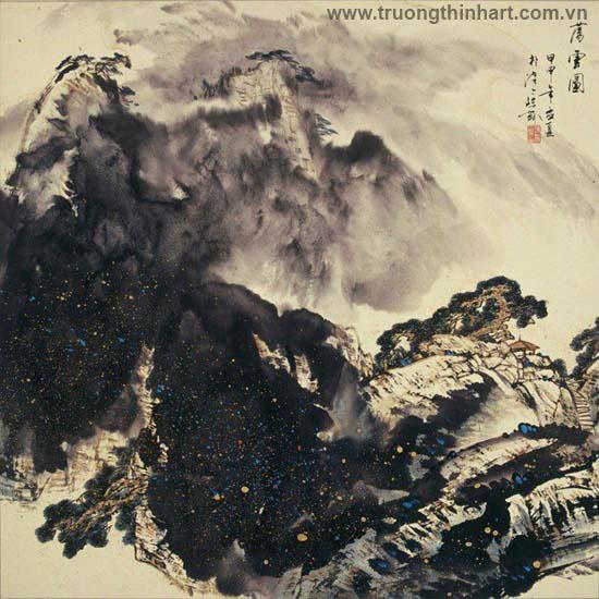Tranh Sơn Thủy - Mã: TMTST106