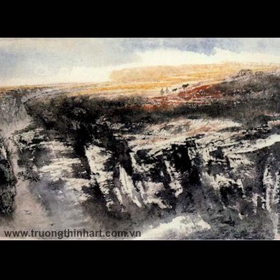 Tranh Sơn Thủy - Mã: TMTST107