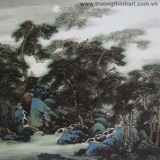 Tranh Sơn Thủy - Mã: TMTST122