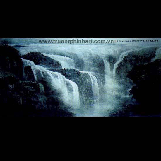 Tranh Sơn Thủy - Mã: TMTST129
