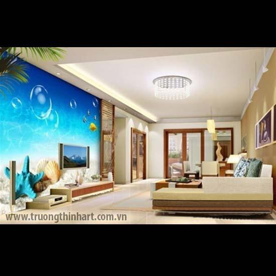 Tranh phòng khách - Mã: TTPK022