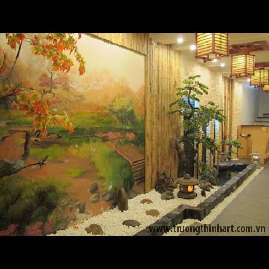 Tranh phòng khách - Mã: TTPK025