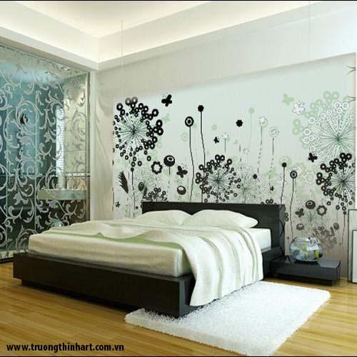 Tranh phòng ngủ - Mã: TTPN001