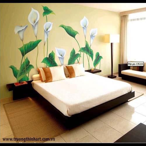 Tranh phòng ngủ - Mã: TTPN003