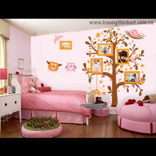Tranh phòng ngủ - Mã: TTPN004