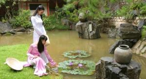Nghệ Thuật Thêu Tranh Phong Cảnh